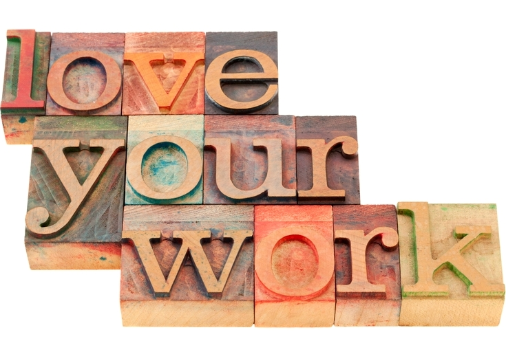Love Your Work - Find the Job You Love